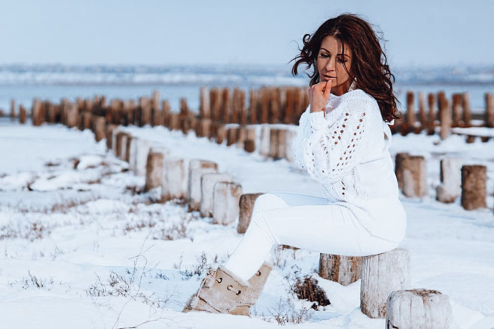 bright Winter after preset06