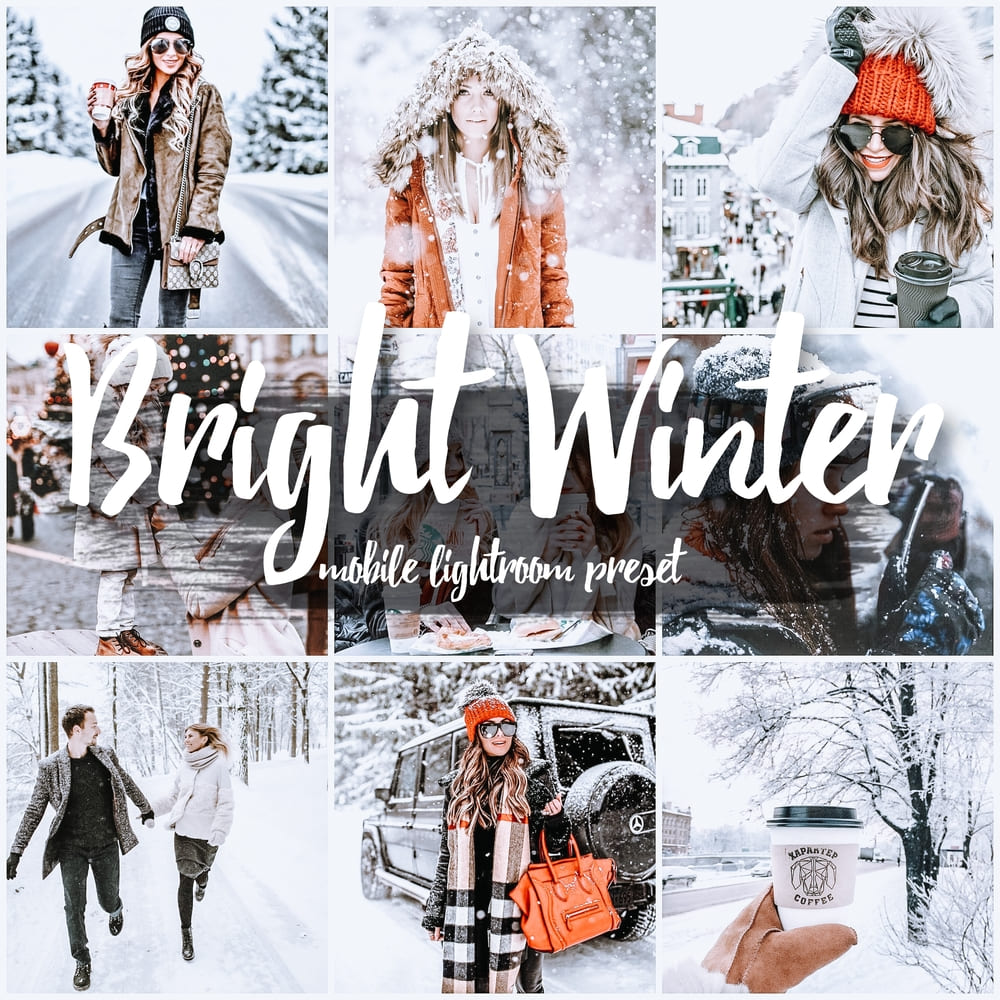 Bright winter